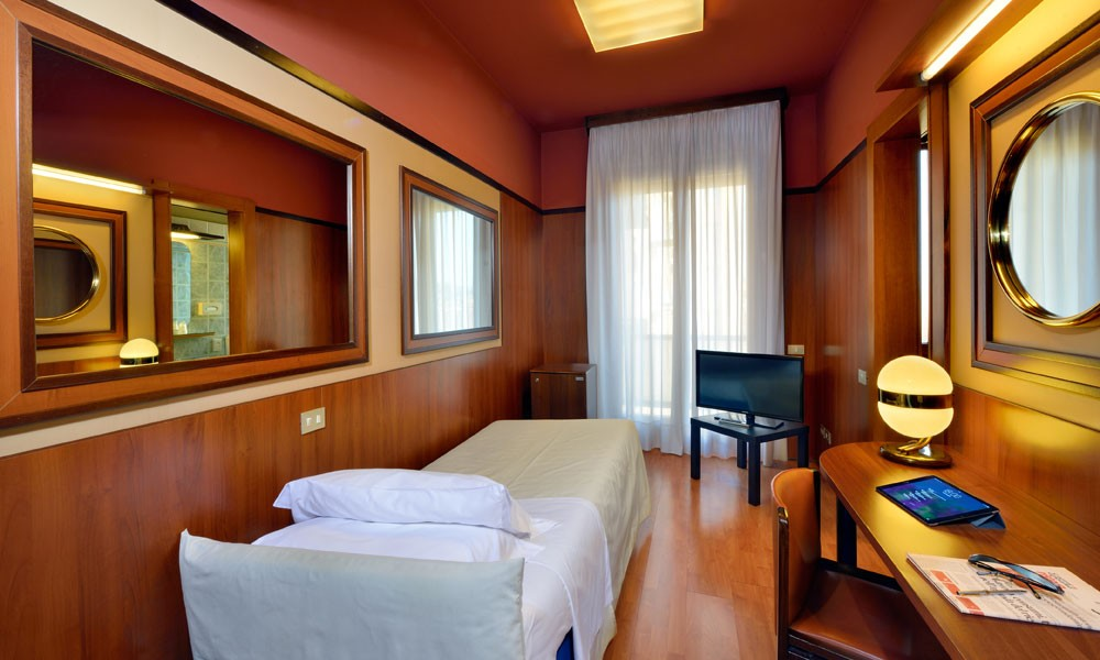 Camere Hotel 4 stelle Bologna