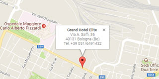 How to reach the Grand Hotel Elite
